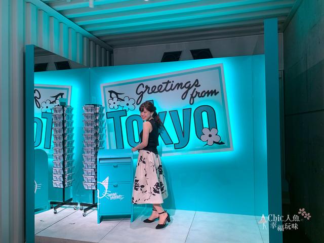Tiffany Cat Street  Tokyo東京原宿 (3).jpg - 東京。Tiffany Cat Street Cafe 20190419 new open