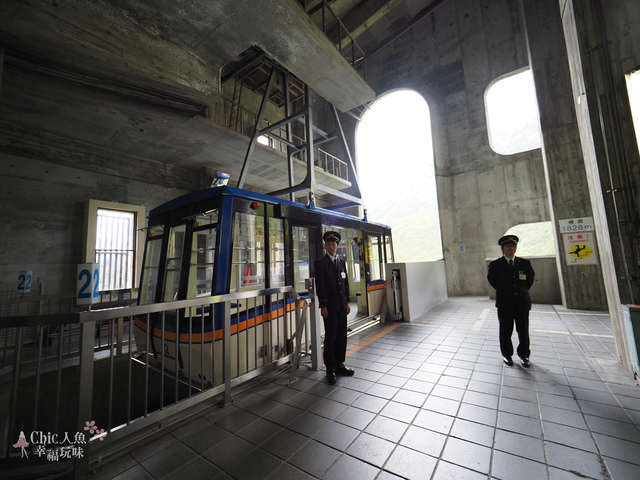 立山-6-搭纜車前往黑部平 (20).jpg - 富山県。立山黑部