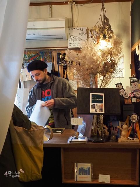 長崎-人休息獨立小書店-HITOYASUMI (40).jpg - 長崎散步BMW女子旅。長崎てくてく路地裏散步