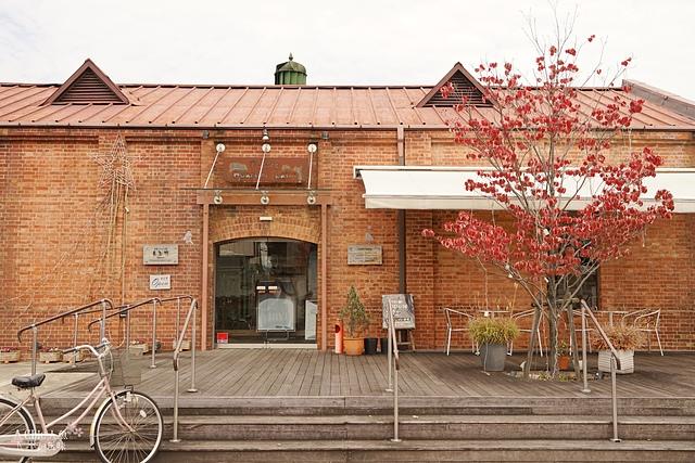 西桐生Future Quartier Latin紅磚瓦咖啡屋 (24).jpg - JR東日本上信越之旅。群馬縣上毛電氣鐵道。西桐生散策