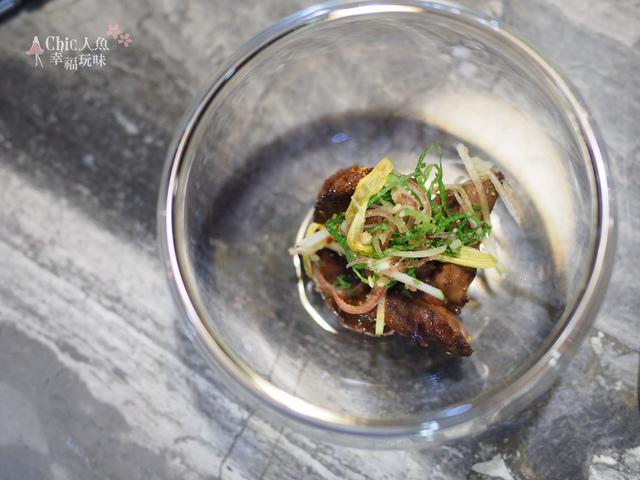 T+T 201904-5-青蘋果鵝心茗荷 (3).jpg - 台北美食。T+T餐酒館(6回目)
