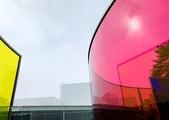 金沢散步。金澤21世紀美術館-着物さんぼ:金澤21世紀美術館 著物散步 (37).JPG