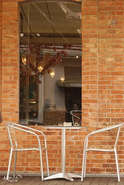 西桐生Future Quartier Latin紅磚瓦咖啡屋 (3).jpg - JR東日本上信越之旅。群馬縣上毛電氣鐵道。西桐生散策