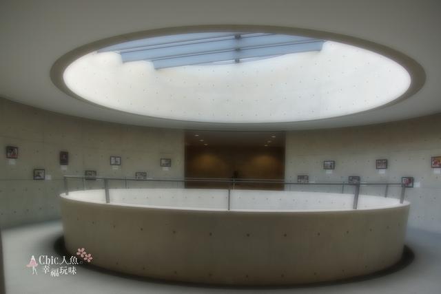 安藤忠雄-西田幾多郎記念館 (77).JPG - 安藤忠雄光與影の建築之旅。西田幾多郎記念館