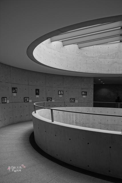 安藤忠雄-西田幾多郎記念館 (79).JPG - 安藤忠雄光與影の建築之旅。西田幾多郎記念館