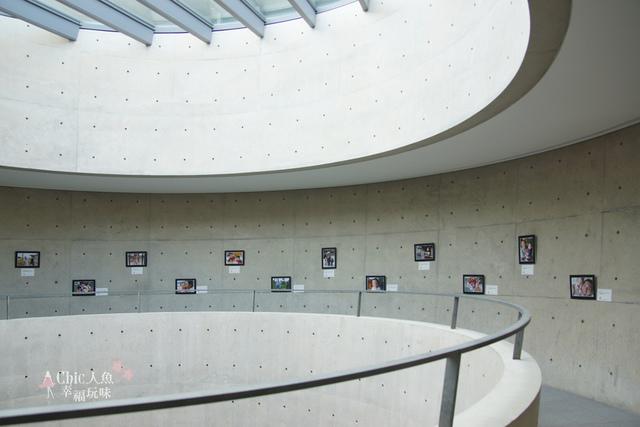 安藤忠雄-西田幾多郎記念館 (89).JPG - 安藤忠雄光與影の建築之旅。西田幾多郎記念館