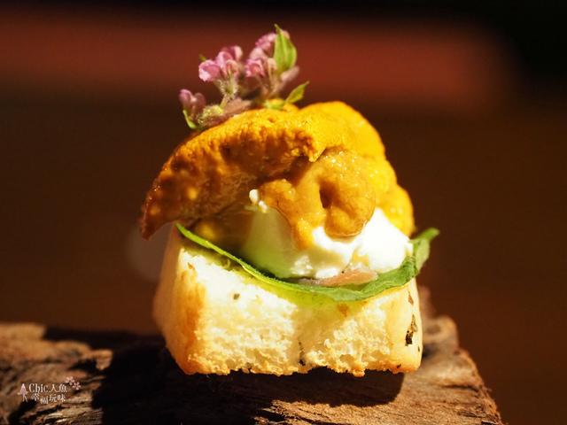 花彘醺-經典單點-5一口點-海膽一口點 (7).jpg - 台北美食。花彘醺 BISTRO (美食篇)