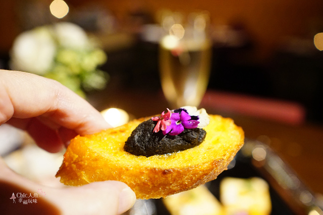 花彘醺Dinner Set Finger food (11).jpg - 台北美食。花彘醺 BISTRO (美食篇)