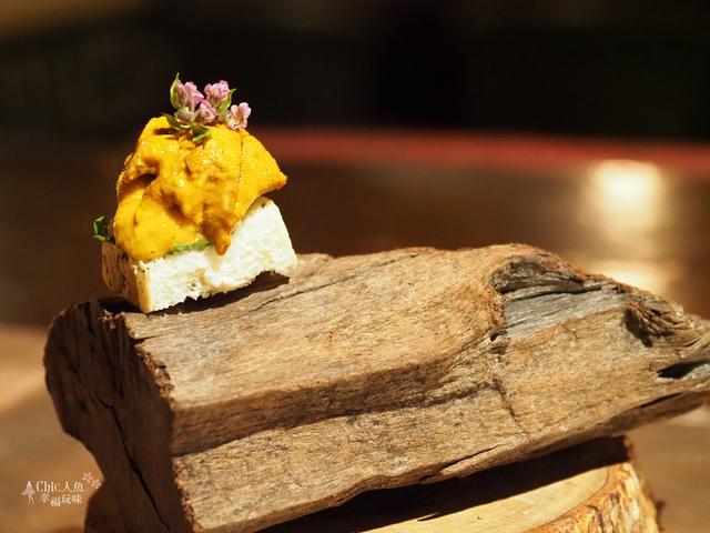 花彘醺-經典單點-5一口點-海膽一口點 (4).jpg - 台北美食。花彘醺 BISTRO (美食篇)