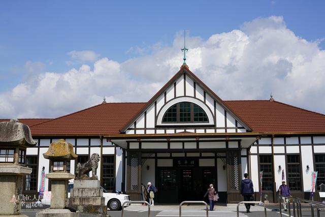 琴平車站 (51).JPG - 帶泰國小姐遊四國。德島-香川。四國正中千年物語列車