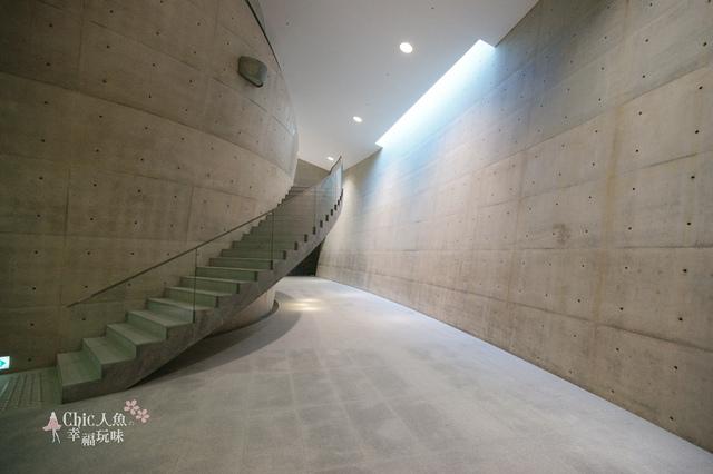 安藤忠雄-西田幾多郎記念館 (144).JPG - 安藤忠雄光與影の建築之旅。西田幾多郎記念館