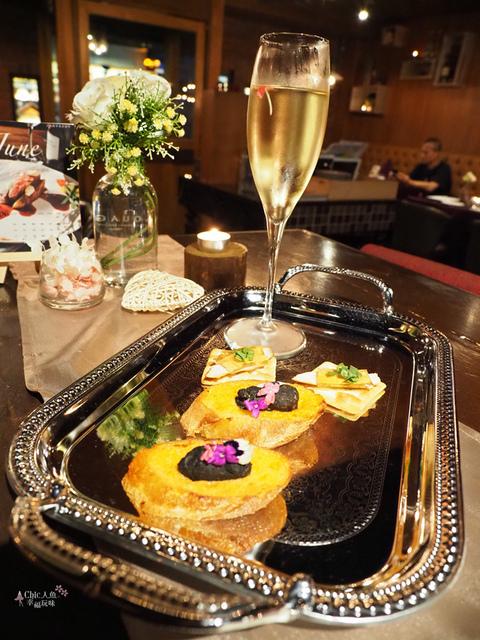 花彘醺Dinner Set Finger food (1).jpg - 台北美食。花彘醺 BISTRO (美食篇)