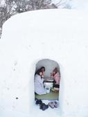 日光奧奧女子旅。湯西川溫泉かまくら祭り:湯西川溫泉-雪屋BBQ-第25 回雪屋祭-澤口會場-日景 (31).jpg