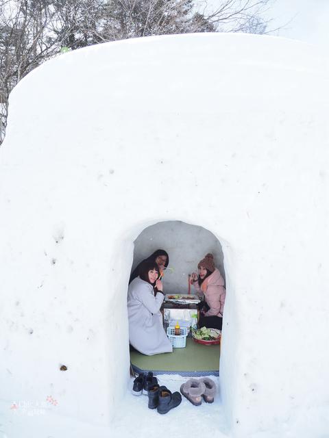 湯西川溫泉-雪屋BBQ-第25 回雪屋祭-澤口會場-日景 (31).jpg - 日光奧奧女子旅。湯西川溫泉かまくら祭り