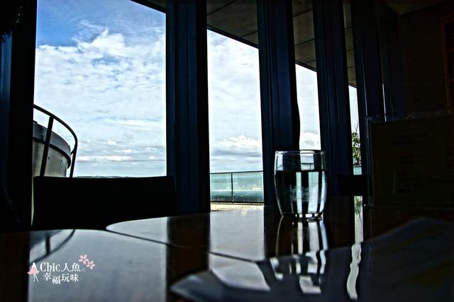 安藤忠雄-西田幾多郎記念館2F CAFE (9).JPG - 安藤忠雄光與影の建築之旅。西田幾多郎記念館