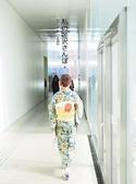 金沢散步。金澤21世紀美術館-着物さんぼ:金澤21世紀美術館 著物散步 (32).JPG