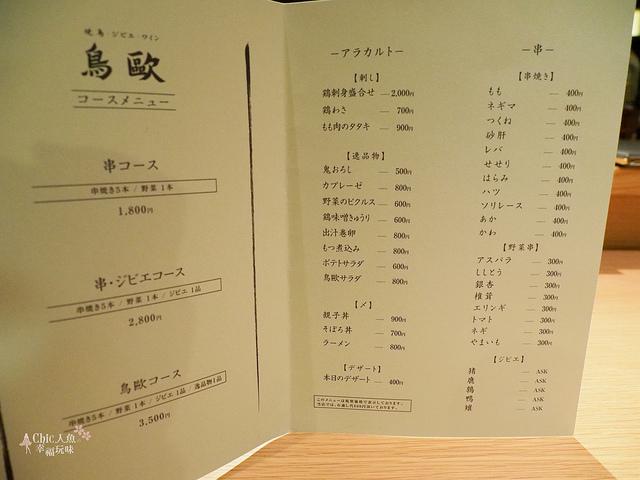 鳥歐 串燒 (4).jpg - 東京美食。鳥歐 串燒