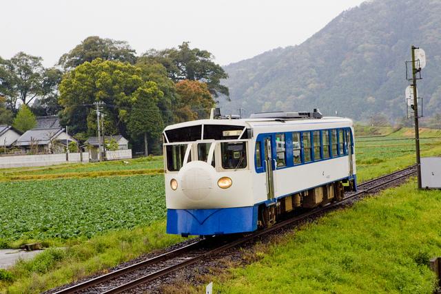 鉄道ホビートレイン_走行中_7.jpg - JR四國PASS