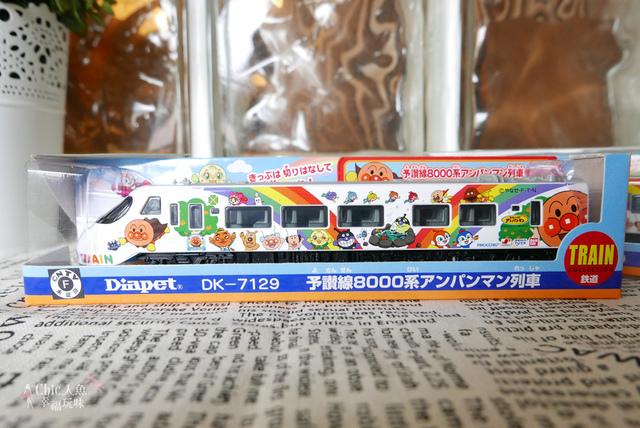 麵包超人列車模型-抽獎GIFT (2).JPG - JR四國。麵包超人列車