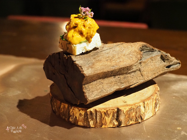 花彘醺-經典單點-5一口點-海膽一口點 (1).jpg - 台北美食。花彘醺 BISTRO (美食篇)