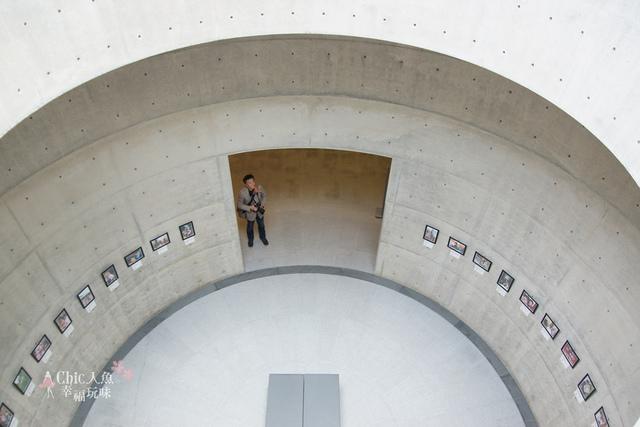 安藤忠雄-西田幾多郎記念館 (87).JPG - 安藤忠雄光與影の建築之旅。西田幾多郎記念館