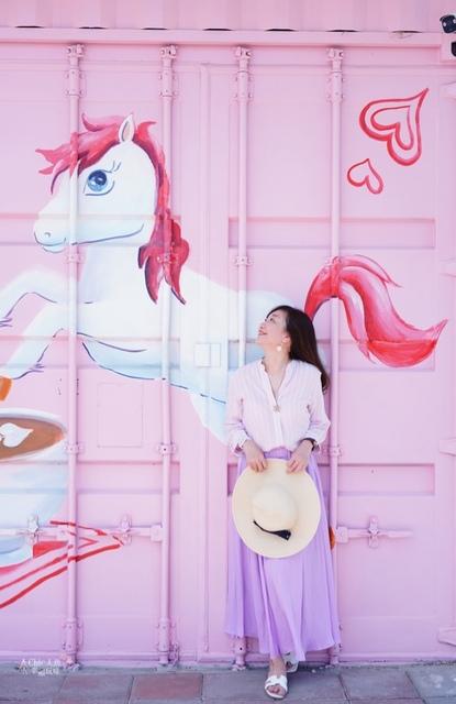 pony Cafe (14).JPG - 花蓮IG景點。Pony咖啡廳 天空之梯