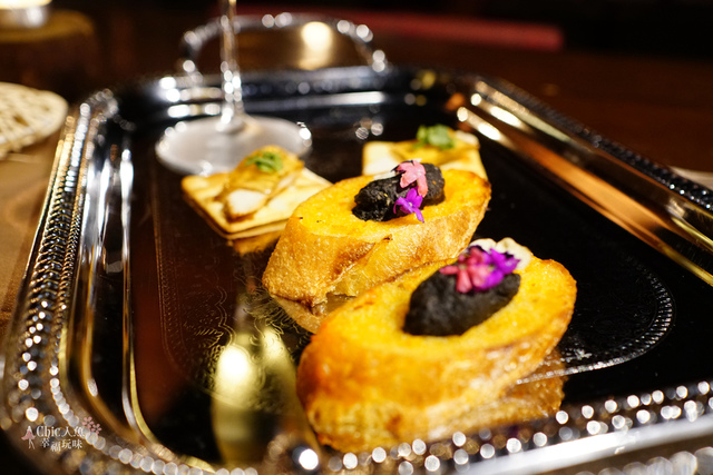 花彘醺Dinner Set Finger food (10).jpg - 台北美食。花彘醺 BISTRO (美食篇)