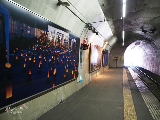 湯西川溫泉車站 (18).jpg - 日光奧奧女子旅。湯西川溫泉かまくら祭り
