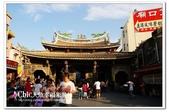 《View》鹿港文化圖騰:鹿港天后宮-寺前埕-位於山門及三川