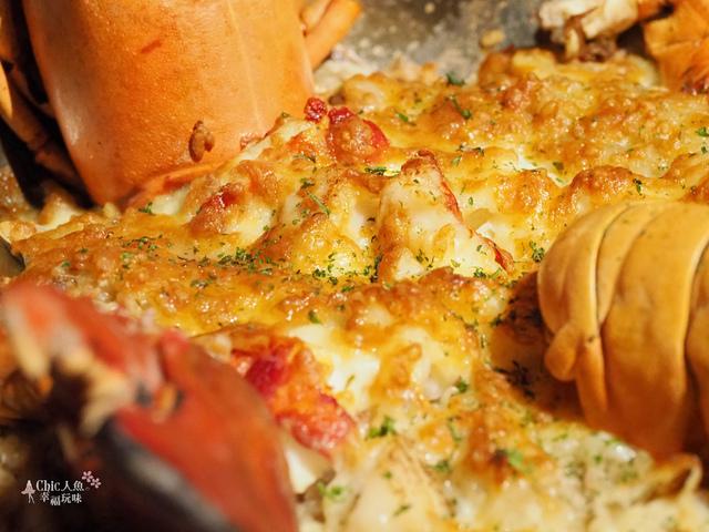 花彘醺-經典單點-頂級龍蝦蝦膏燉飯 (10).jpg - 台北美食。花彘醺 BISTRO (美食篇)