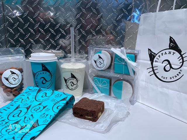 Tiffany Cat Street Cafe東京店 (75).JPG - 東京。Tiffany Cat Street Cafe 20190419 new open