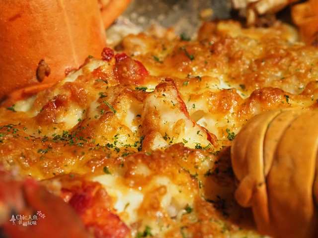 花彘醺-經典單點-頂級龍蝦蝦膏燉飯 (11).jpg - 台北美食。花彘醺 BISTRO (美食篇)