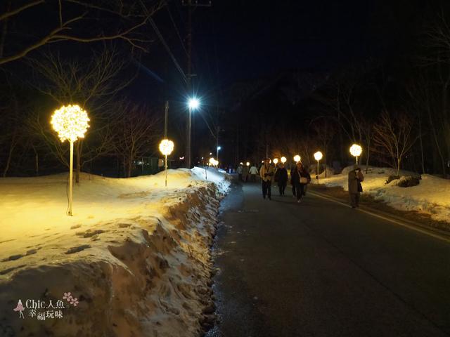湯西川溫泉mini雪屋祭-日本夜景遺產  (1).jpg - 日光奧奧女子旅。湯西川溫泉かまくら祭り