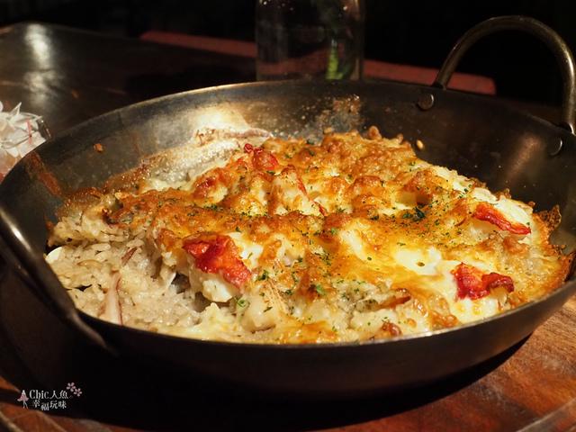 花彘醺-經典單點-頂級龍蝦蝦膏燉飯 (15).jpg - 台北美食。花彘醺 BISTRO (美食篇)