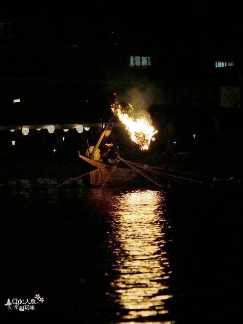 長良川鵜飼 (157).JPG - 岐阜県。鹈飼