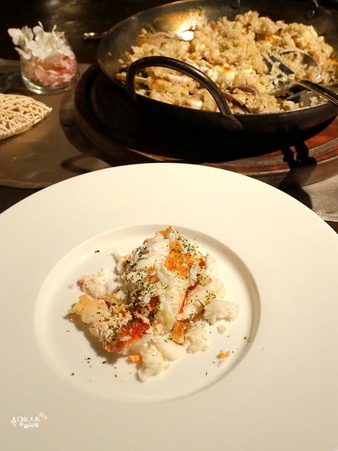 花彘醺-經典單點-頂級龍蝦蝦膏燉飯 (23).jpg - 台北美食。花彘醺 BISTRO (美食篇)