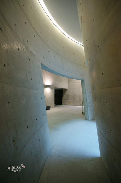 安藤忠雄-西田幾多郎記念館 (131).JPG - 安藤忠雄光與影の建築之旅。西田幾多郎記念館