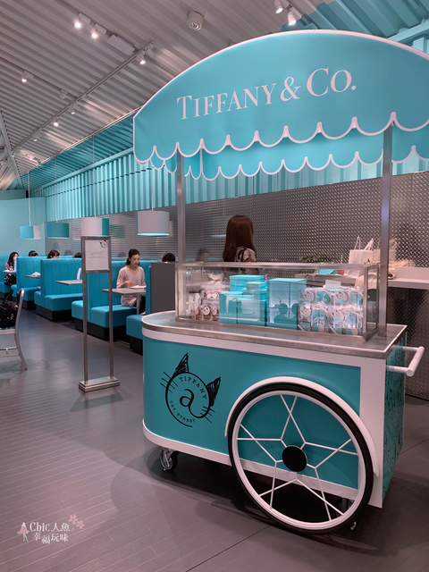 Tiffany Cat Street Cafe東京店 (63).JPG - 東京。Tiffany Cat Street Cafe 20190419 new open