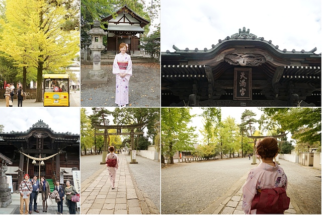 西桐生天滿宮.jpg - JR東日本上信越之旅。序章篇