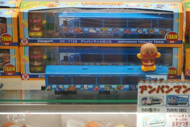 麵包超人列車模型-高知車站 (4).JPG - JR四國。麵包超人列車