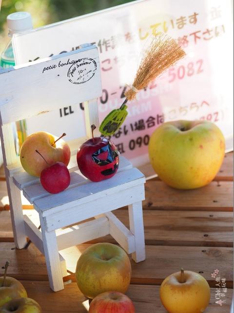 長野松川市東印平林農園採蘋果體驗 (14).jpg - 長野安曇野。東印平林農園蘋果園採蘋果りんご狩り