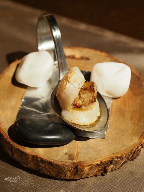 花彘醺-經典單點-6一口點-干貝鵝肝醬一口點 (2).jpg - 台北美食。花彘醺 BISTRO (美食篇)