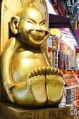《日本大阪》大阪新世界/通天閣:大阪通天閣BILLIKEN幸運福神 (9).j