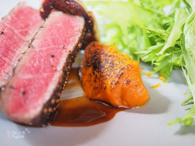 T+T US Prime頂級美國菲力 (6).JPG - 台北西式美食。T+T餐酒坊七回目