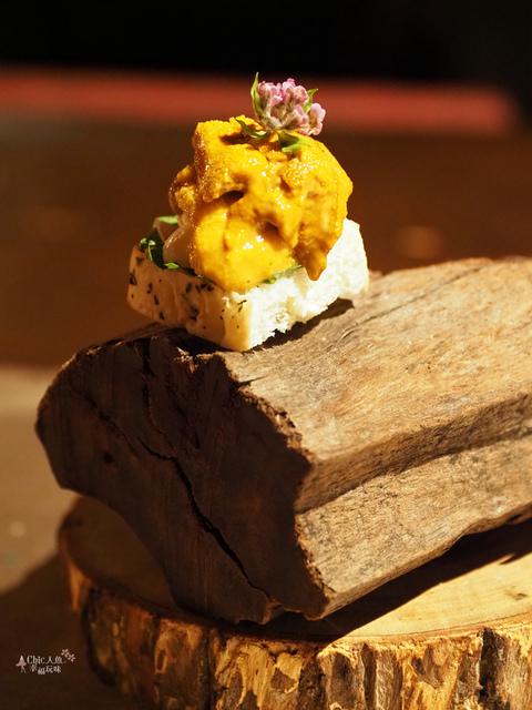 花彘醺-經典單點-5一口點-海膽一口點 (3).jpg - 台北美食。花彘醺 BISTRO (美食篇)