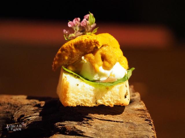 花彘醺-經典單點-5一口點-海膽一口點 (6).jpg - 台北美食。花彘醺 BISTRO (美食篇)