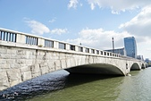 JR東日本上信越之旅。新潟市觀光-萬代橋。Mediaship。Pia萬代:新瀉市萬代橋 (2).jpg