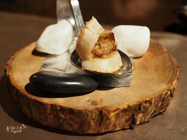 花彘醺-經典單點-6一口點-干貝鵝肝醬一口點 (1).jpg - 台北美食。花彘醺 BISTRO (美食篇)