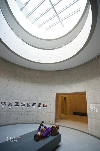 安藤忠雄-西田幾多郎記念館 (158).JPG - 安藤忠雄光與影の建築之旅。西田幾多郎記念館