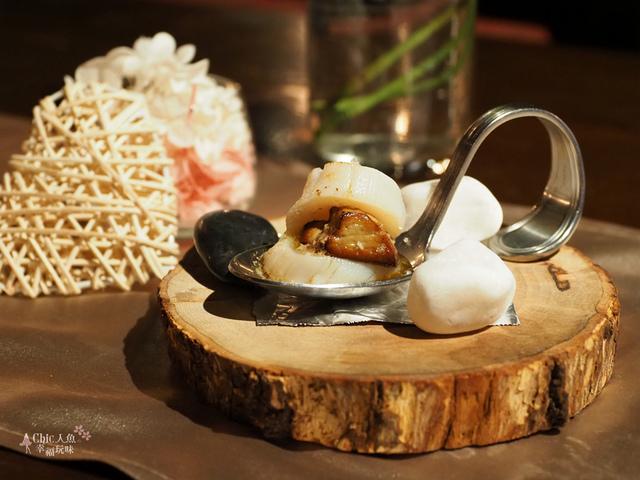 花彘醺-經典單點-6一口點-干貝鵝肝醬一口點 (3).jpg - 台北美食。花彘醺 BISTRO (美食篇)